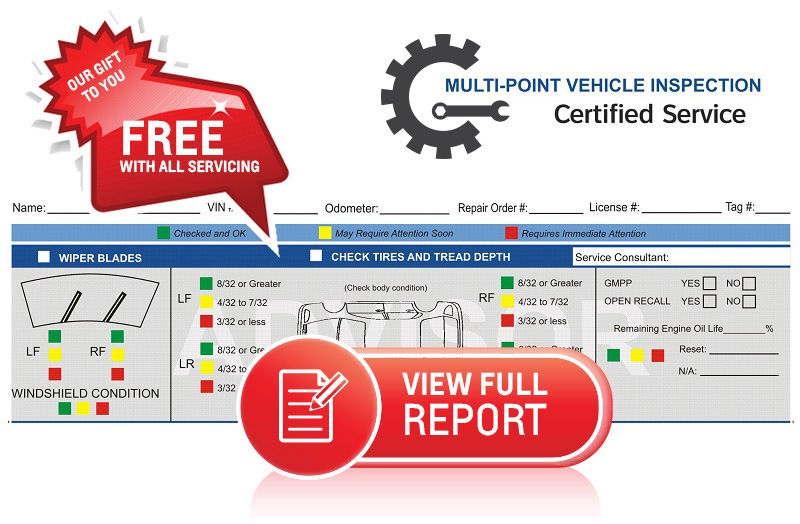 Multipoint Vehicle Inspection