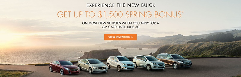 Buick Specials June