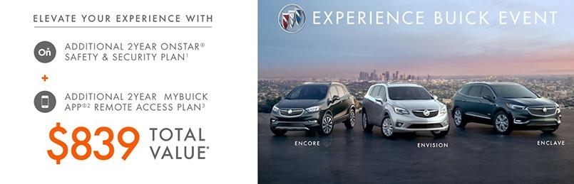 Buick Specials April 2019